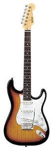 (お取り寄せ)K-Garage エレキギター KST-150-3TS(KST1503TS)3トーンサンバースト *ソフトケース付き