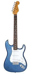 K-Garage エレキギター KST-150-LPB(KST150LPB)レイクプラシッドブルー *ソフトケース付き