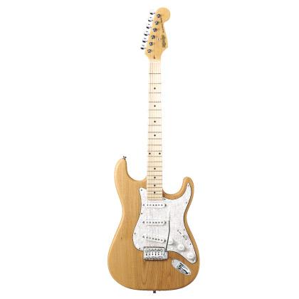 (お取り寄せ)K-Garage エレキギター KST-200/ASH(KST200ASH)ナチュラル *ソフトケース付き