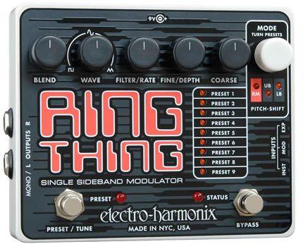 electro-harmonix/エレハモ Ring Thing/RING THIG