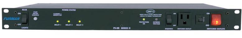 (お取り寄せ)パワーコンディショナー FURMAN PS-8 RJ Series II