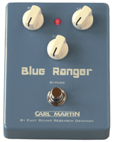 (お取り寄せ)CARL MARTIN BLUE RANGER Vintage series カールマーチン オーバードライブ ブルーレンジャー CARLMARTIN BLUE RANGER