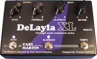 (お取り寄せ)CARL MARTIN Delayla XL カールマーチン ディレイ ディレイラXL CARLMARTIN DelaylaXL