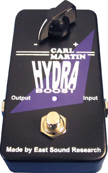 (お取り寄せ)CARL MARTIN HYDRA BOOST カールマーチン ブースター ハイドラブースト CARLMARTIN HYDRABOOST