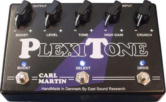 (お取り寄せ)CARL MARTIN PLEXITONE カールマーチン ディストーション プレキシトーン CARLMARTIN PLEXITONE