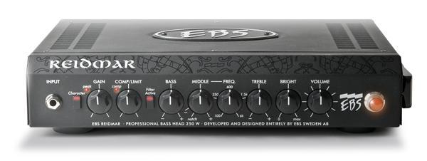 EBS REIDMAR 250 250Wベースアンプヘッド