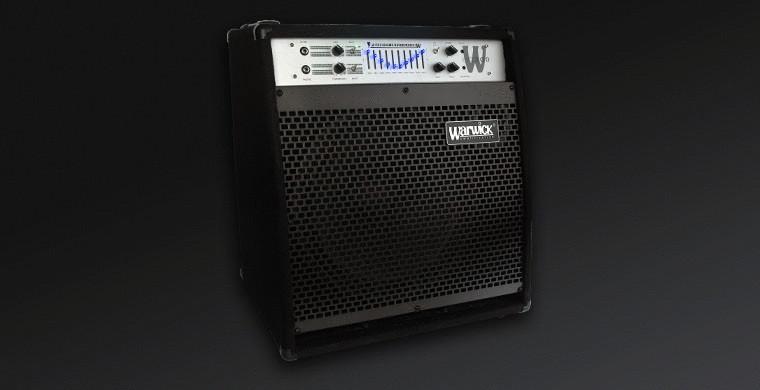 (お取り寄せ)WARWICK BC300 ワーウィック 300Wベースアンプ