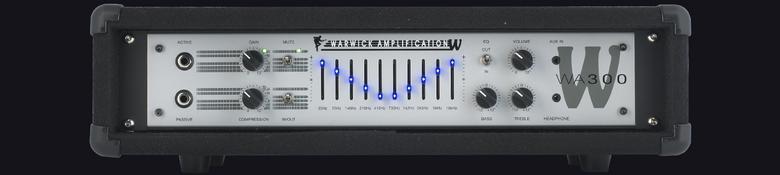 (お取り寄せ)WARWICK WA300S ワーウィック 300Wベースアンプ アンプヘッド