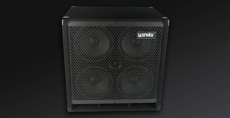 WARWICK WCA410 ワーウィック WAシリーズ アンプキャビネット アンプWA600S用