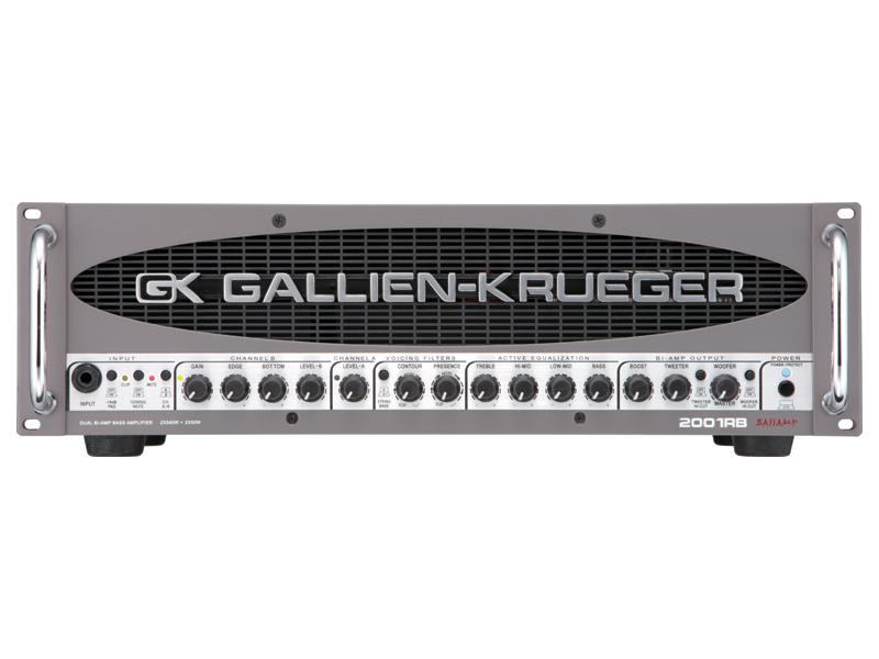 GALLIEN-KRUEGER 2001RB II GK ギャリエンクルーガー ベースアンプ ヘッド