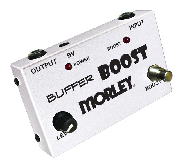 Morley BUFFER BOOST モーリー クリーンブースター