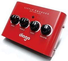 (お取り寄せ)diago Little Smasher 5W ギターアンプヘッド・ペダル