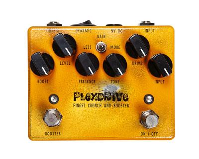 WEEHBO Effekte PLEXDRIVE(2751)プレックスドライブ オーバードライブ