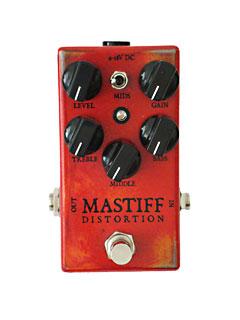 WEEHBO Effekte MASTIFF(2755)マスティフ(The MASTIFF DISTORTION)ディストーション