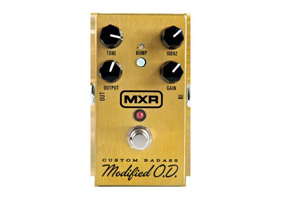 MXR M77 Custom Badass Modified O.D クラシック オーバードライブ