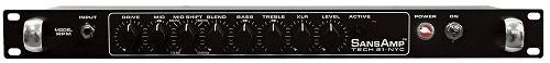 (お取り寄せ)TECH21 SansAmp RPM 各種楽器用 プリアンプ/DIボックス