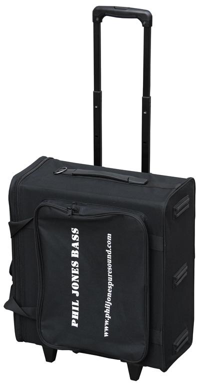 (お取り寄せ)Phil Jones Bass Briefcase Carrying Bag フィルジョーンズ Briefcase用キャリングバッグ
