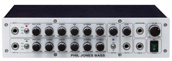 Phil Jones Bass D-600 PJB フィルジョーンズ Class-Dヘッドアンプシリーズ