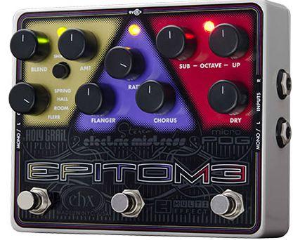 (お取り寄せ)electro-harmonix EPITOME エレハモ マルチエフェクター