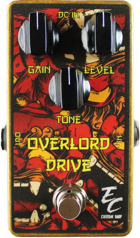 (お取り寄せ)EC Custom Shop OVERLORD DRIVE オーヴァーロードドライブ オーバードライブ