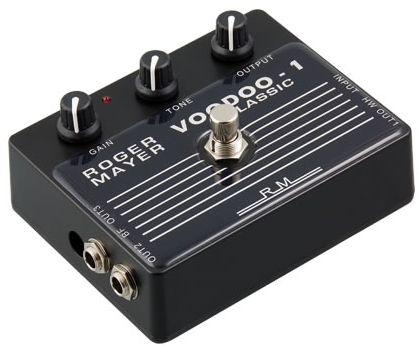 (お取り寄せ)ROGER MAYER Voodoo-1 Classic ロジャー・メイヤー定番ディストーション