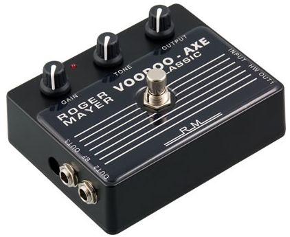 (お取り寄せ)ROGER MAYER Voodoo-AXE Classic ロジャー・メイヤー ジミ・ヘンドリックス ファズ