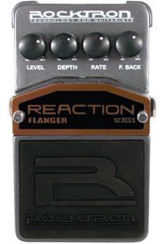 買い保障できる (お取り寄せ)ROCKTRON Reaction Reaction Flanger ロックトロン Flanger フランジャー, ペンギン堂:265def17 --- canoncity.azurewebsites.net