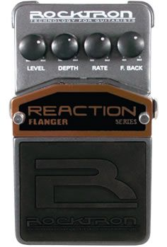 ROCKTRON Reaction Flanger ロックトロン フランジャー
