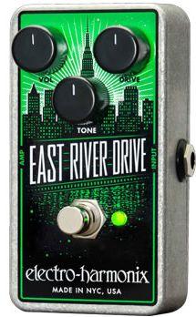 electro harmonix East River Drive エレクトロハーモニクス オーバードライブ