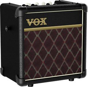 (お取り寄せ)VOX MINI5 Rhythm CL(クラシック)ヴォックス モデリング・アンプ※リズム機能搭載!