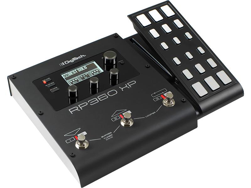 (お取り寄せ)DigiTech RP360XP デジテック ギター・マルチエフェクト・プロセッサー マルチエフェクター