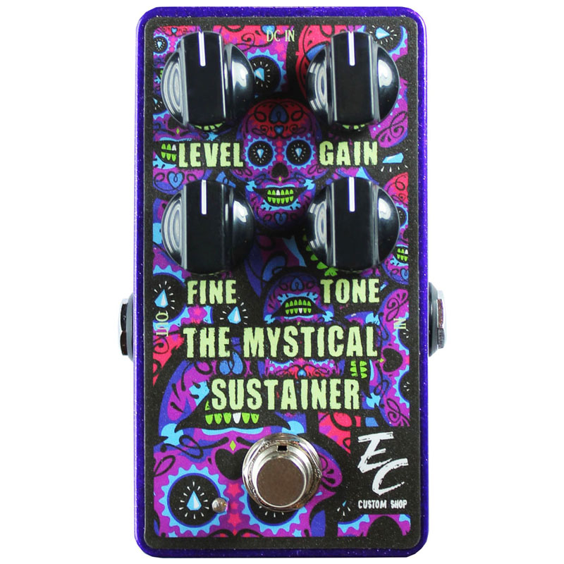 THE MYSTICAL SUSTAINER EC Custom Shop ミスティカルサスティナー ディストーション