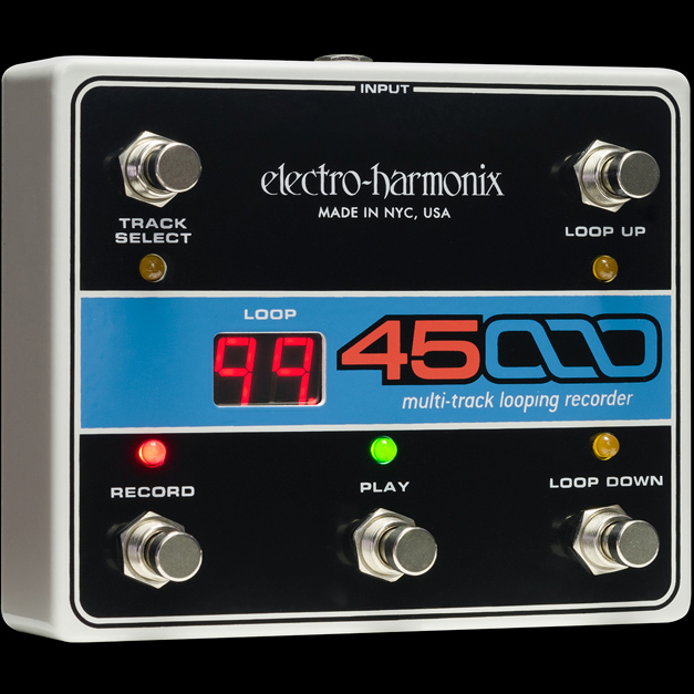electro-harmonix/エレクトロハーモニクス 45000 Foot Controller