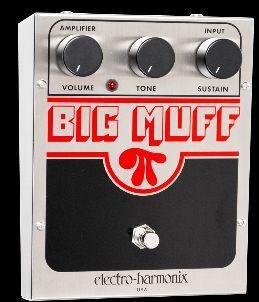 (お取り寄せ)electro-harmonix Big Muff Pi ビッグマフ ディストーション/サステナー