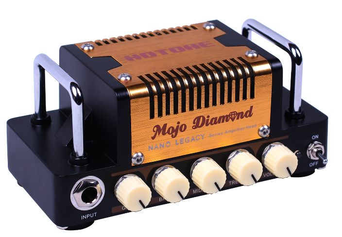 (お取り寄せ)HOTONE Mojo Diamond モジョ・ダイアモンド ギターアンプヘッド