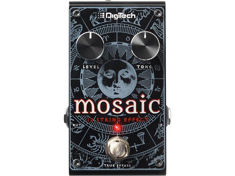 (お取り寄せ)DigiTech Mosaic デジテック 12弦サウンドエフェクター