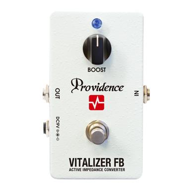 (お取り寄せ)(正規品)Providence VITALIZER FB VFB-1 プロビデンス バイタライザー バッファーアンプの一種