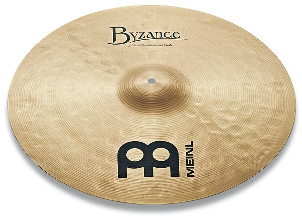 MEINL/マイネルシンバル 20インチ B20ETHC Byzance Traditional Extra Thin Hammered Crashes