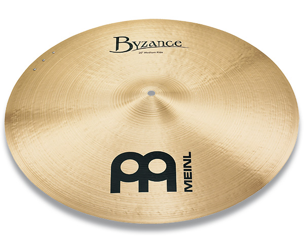 MEINL/マイネルシンバル 20インチ B20MRS Byzance Traditional Medium Sizzle Rides