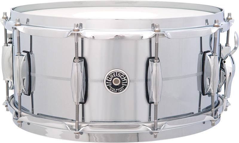 (お取り寄せ)Gretsch/グレッチ スネアドラム GB-4164 Brooklyn Series Metal Snares