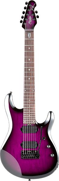 (お取り寄せ)Sterling by MUSICMAN JP70 TPB 7弦エレキギター *ギグケース付き ジョン・ペトルーシ・シグネイチャー・モデル