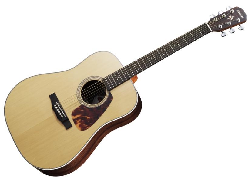 (お取り寄せ)MORRIS M-401 NAT/ナチュラル(M401 NAT)モーリス アコースティックギター