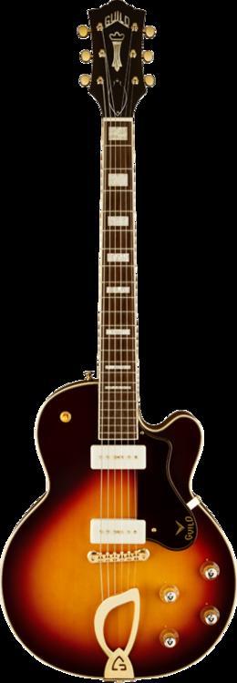 GUILD M-75 Aristocrat ATB ギルド エレクトリック ギター