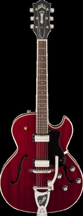 (お取り寄せ)GUILD Starfire III w/ Bigsby ギルド エレクトリック ギター