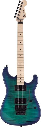 (お取り寄せ)Charvel SAN DIMAS STYLE1 HH/Blue Burst シャーベル エレキギター CHAVELL
