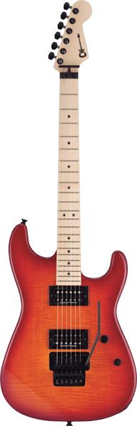 (お取り寄せ)Charvel SAN DIMAS STYLE1 HH/Red Burst シャーベル エレキギター CHAVELL