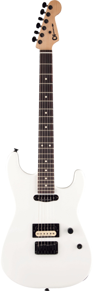 (お取り寄せ)Charvel SAN DIMAS STYLE1 HS HT/Snow White シャーベル エレキギター CHAVELL