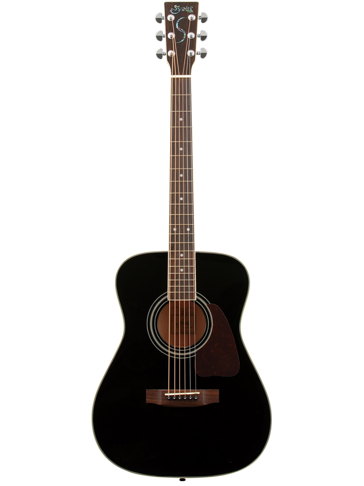 S.YAIRI YF-3M BK(YF3M BK)Sヤイリ アコースティックギター/アコギ