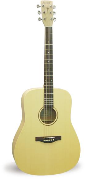 【送料無料】 SimonPatrick Luthier サイモン&パトリック TREK SG/トレック SG アコースティックギター