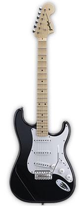 (お取り寄せ)Grass Roots G-SE-58M BK(Black) グラスルーツ エレキギター ストラトキャスタータイプ